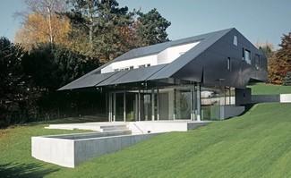 Dom f wsp czesna dom f - Schluter architekt ...