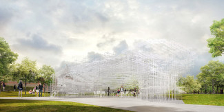 Serpentine Gallery Pavilion 2013 / 