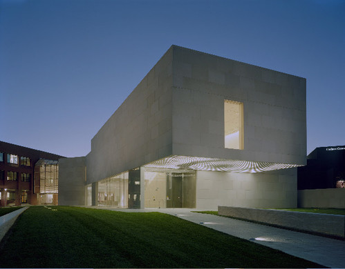 Nerman Museum Of Contemporary Art; Photo Credit: Copyright Timothy Hursley - The Arkansas Office