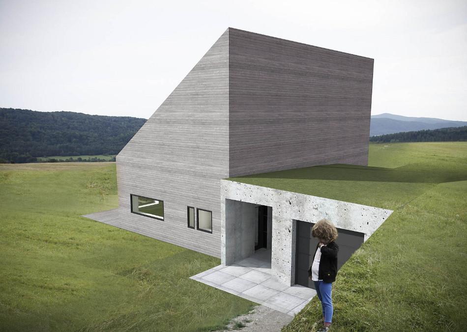 Dom zero energetyczny
