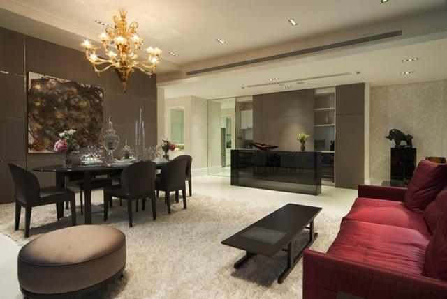 Wnętrza - salon Giorgetti
