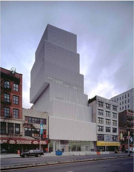New museum of contemporary art new york city new york 2007 fot