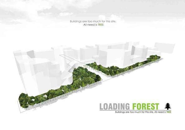 Loading Forest