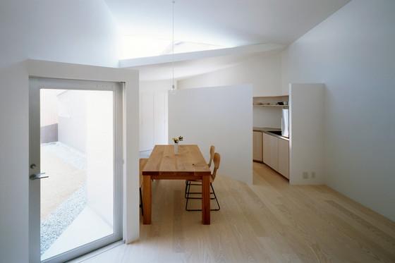 wnętrza domu Japonia