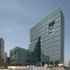 Jeonbuk Region LH Corporation Headquarters - Walking Man; architekt: DA Group (Korea Południowa)