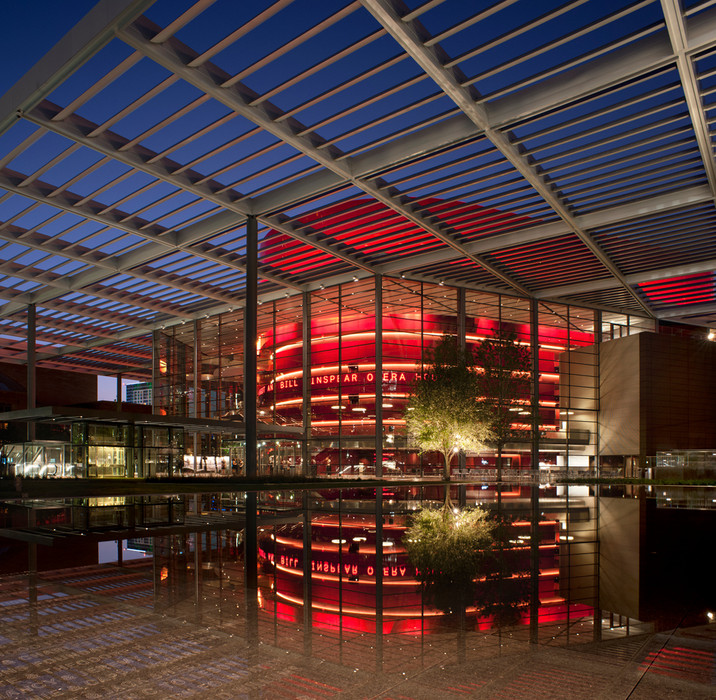 The Winspear Opera House Foster + Partners United States of America