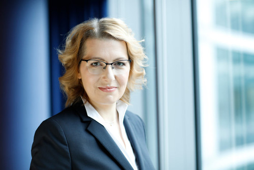 Dorota Wysokińska-Kuzdra, partner, dyrektor działu Corporate Finance CEE w Colliers International