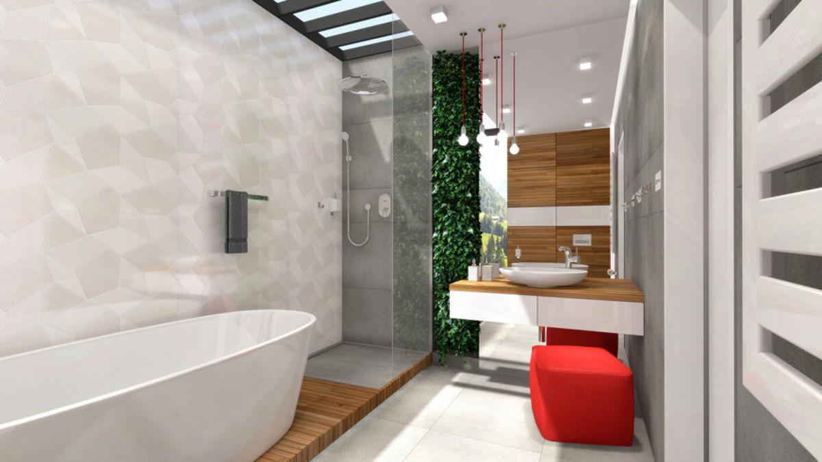 Mała łazienka Iii Miejsce W Konkursie Excellent Design
